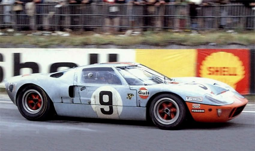 Ford Gt40 History Ford Gt40 Ford Gt Ford Racing