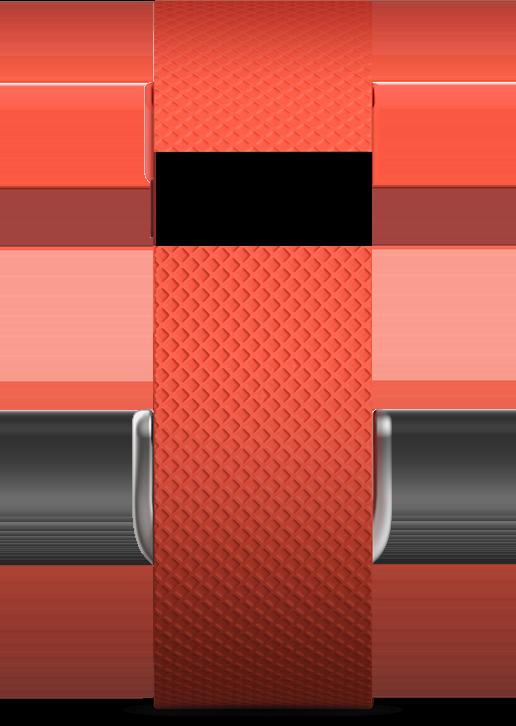 69eb84841dca Pulsera inalámbrica de actividad + ritmo cardíaco Fitbit Charge HR ...