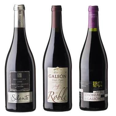 Colonias De Galeon Organic Red Wine Pack Vino Tinto Ecologico