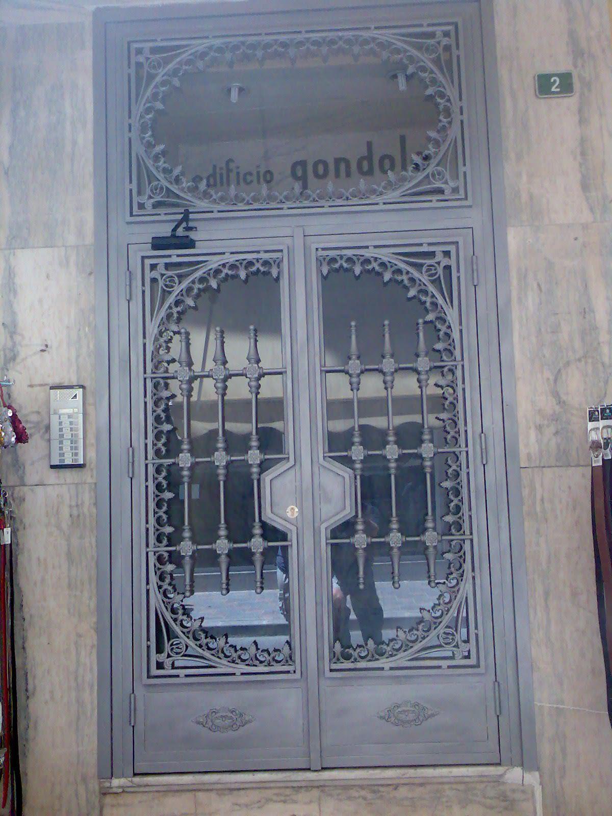 Portal de Hierro