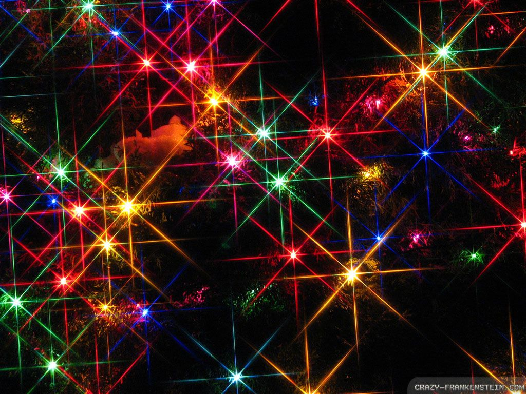 Christmas Lights Wallpaper - Christmas lights