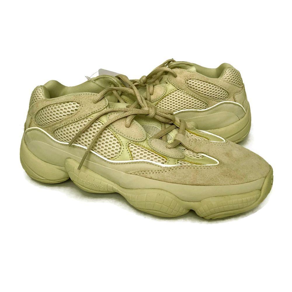 timeless design ea37d 737f4 Adidas Yeezy 500 Super Moon Yellow Men's Size 10.5 #adidas ...