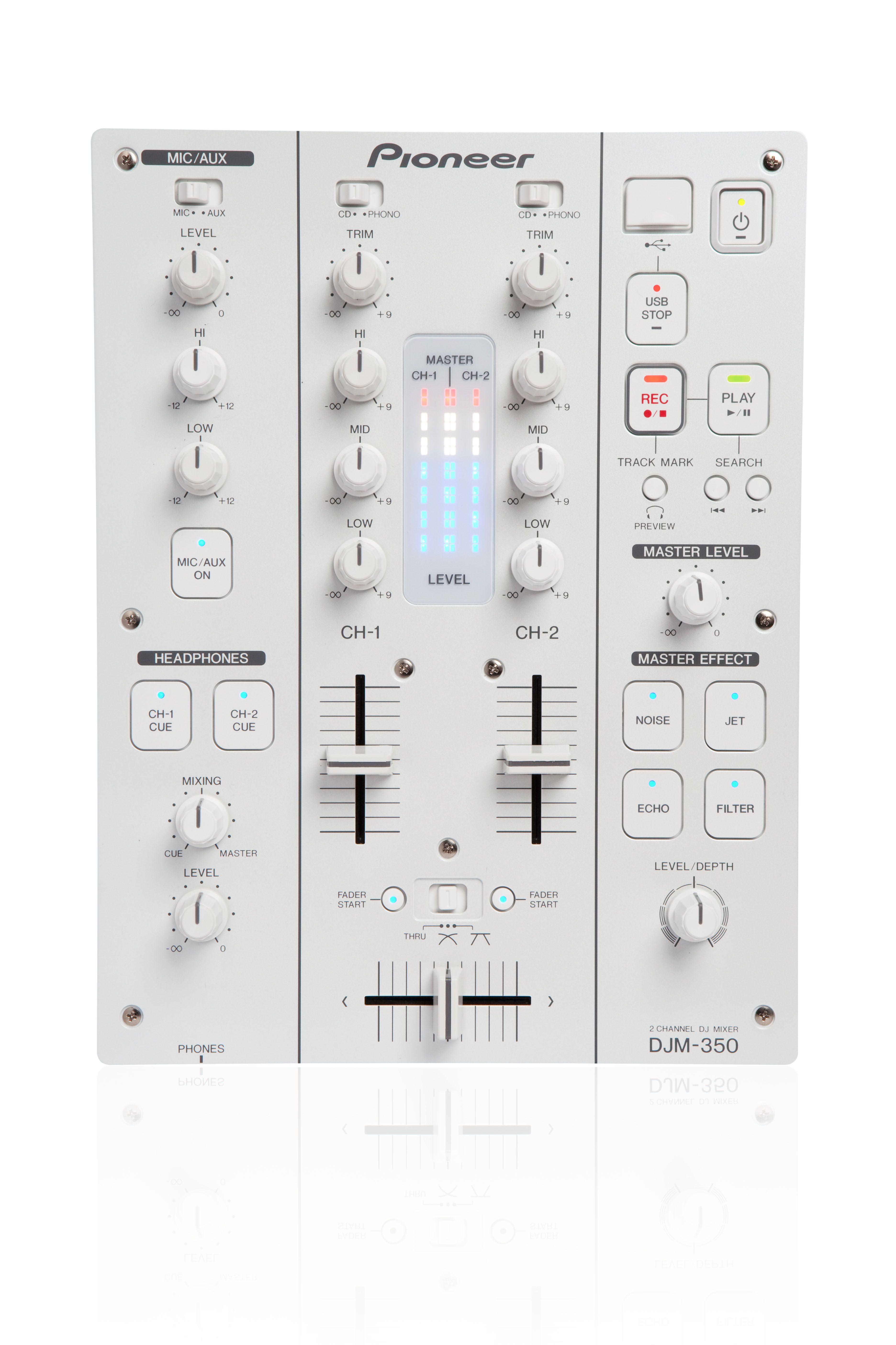 Pioneer DJM-350-W DJ Controller Drivers Mac
