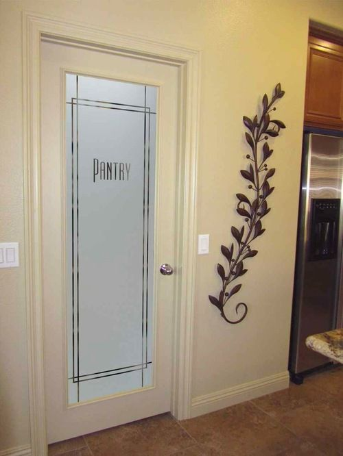Home Depot Pantry Door Google Search Glass Pantry Door Kitchen Pantry Doors Painted Pantry Doors