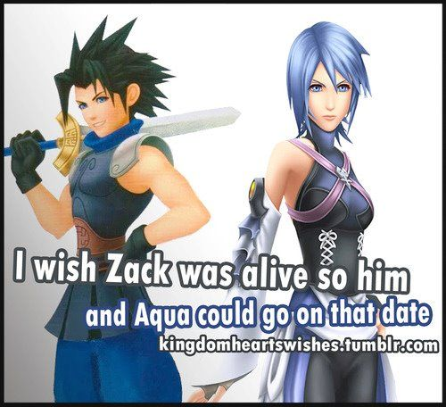 I Wish Zack Was Alive So Him And Aqua Could Go On That