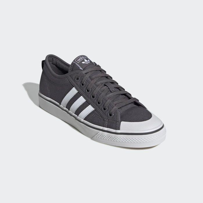 adidas originals baskets chaussure nizza marron