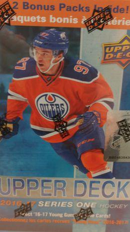 16 17 Upper Deck Series 1 Hockey Value Box Trading Cards Upper Deck Trading Cards Deck