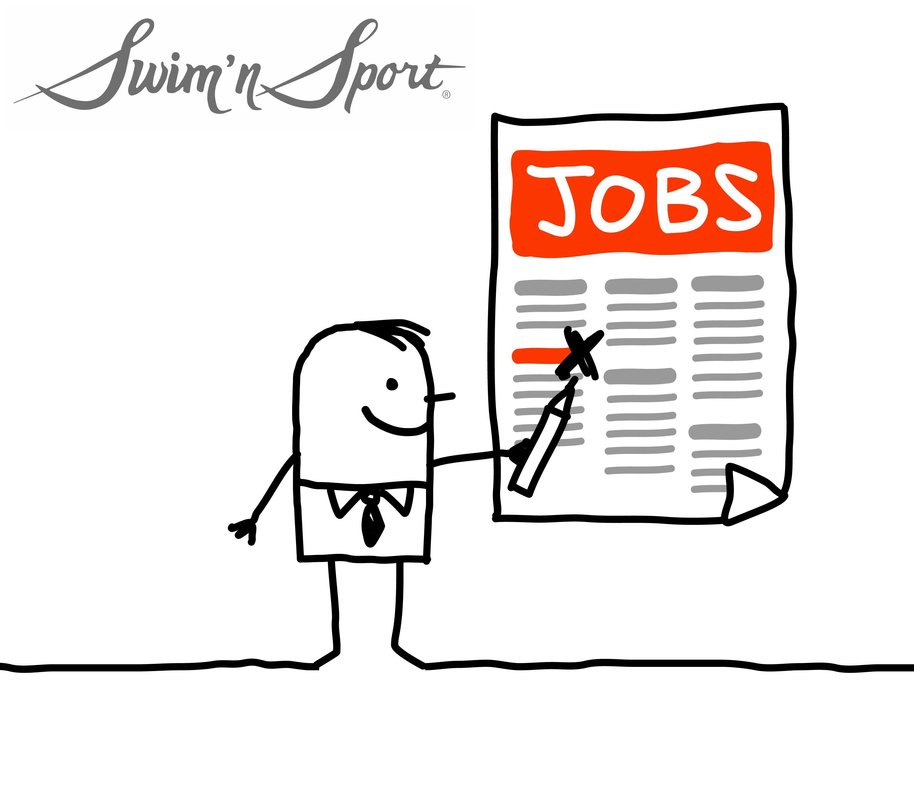 Are you currently in search of a JOB?? Swim 'n Sport has