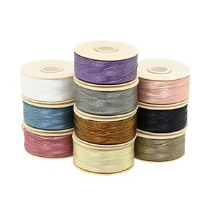 How To Choose The Right Type Of Beading Thread For Your Project Basic Jewelry Jewelry Making Tutorials Diy Jewelry Making
