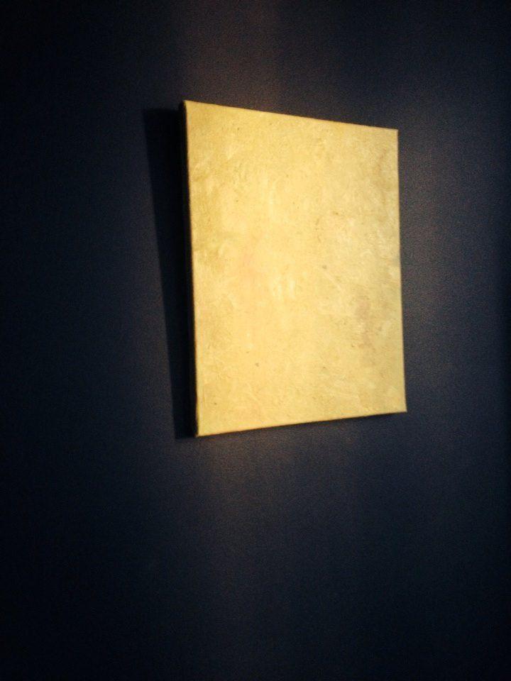 oil on canvas 50x40