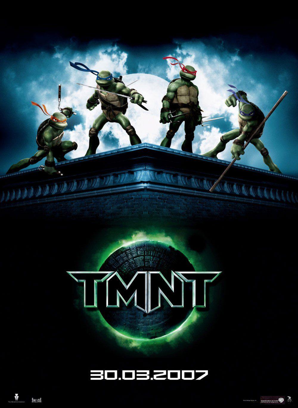 tmnt movie 2007 stone generals