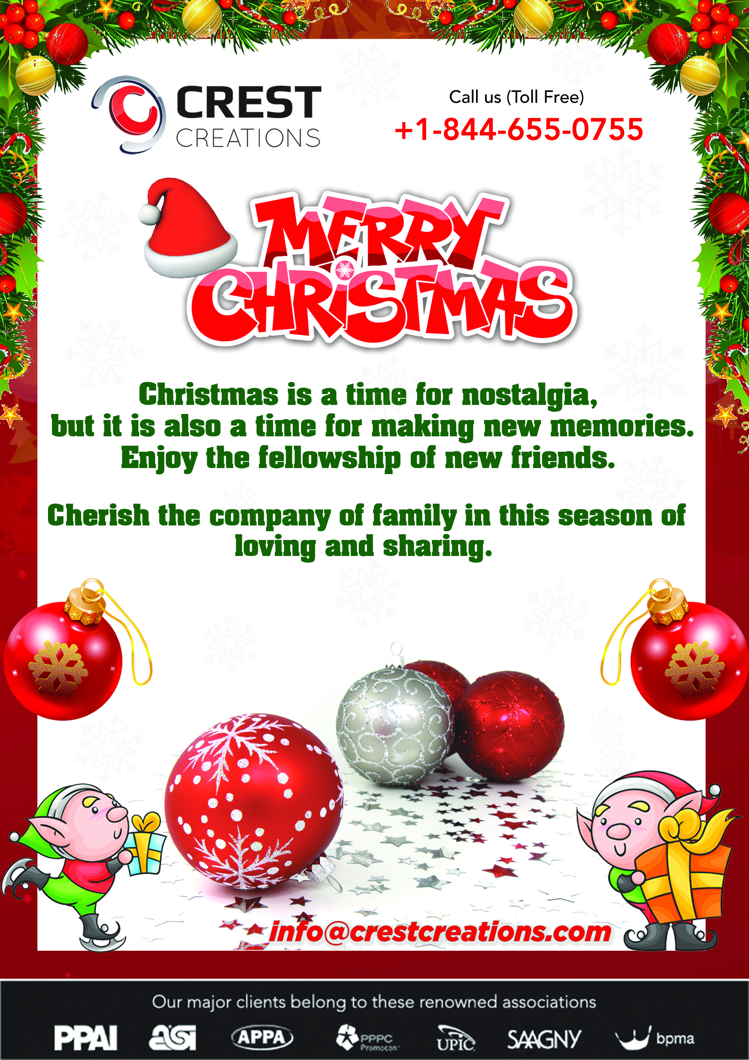 """""""The best of all gifts around any Christmas tree the"""