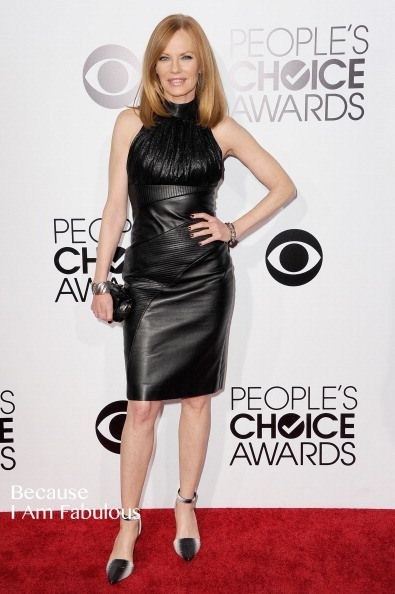 Fabulously Spotted: Marg Helgenberger Wearing Rubin Singer – People's Choice Awards 2014