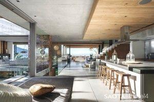 Zuid-Afrikaans designhuis met waanzinnig uitzicht | NSMBL.nl