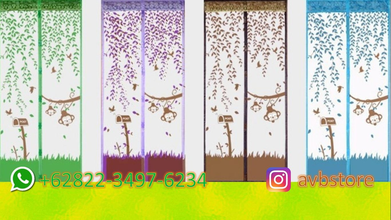 14 Gambar Jual Tirai Magnet Anti Nyamuk Batam Gresik Wa 62822 3497 Lotus X Exclusive Pink Hello Kitty Pintu 6234 Terbaik Di Pinterest Bandung Dan Jakarta