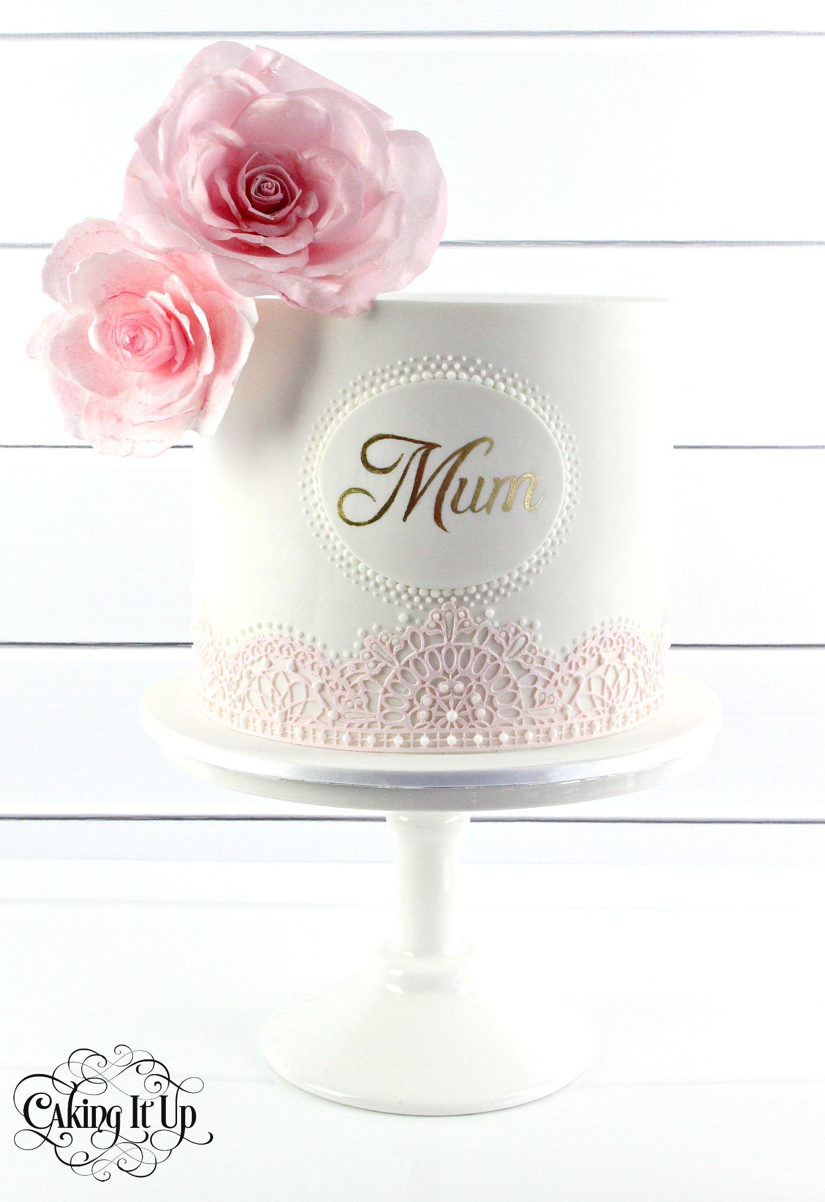 Signature Bb Cake