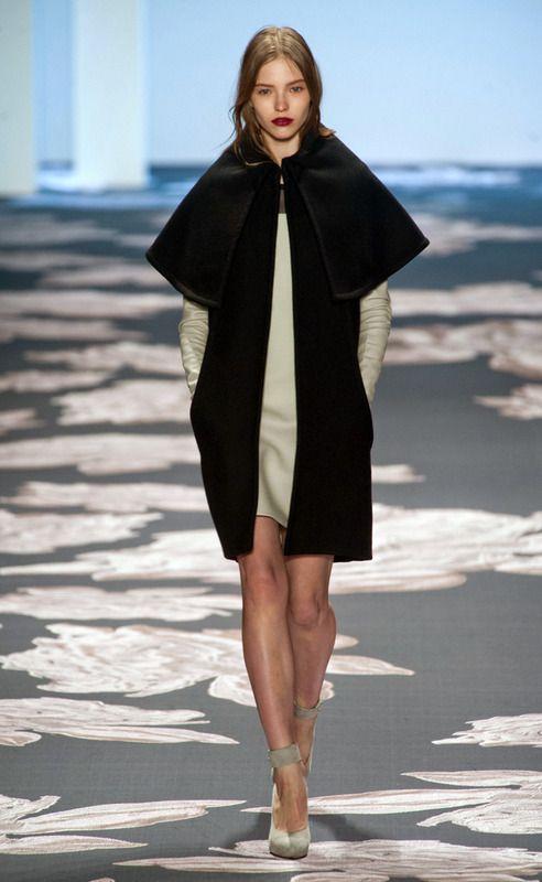 Vera Wang - Vera Wang - Nueva York - Mujer - Otoño Invierno 2013- 2014 - Pasarelas, desfiles de moda, diseñadores, videos, calendarios, fotos y backstage - Elle - ELLE.ES