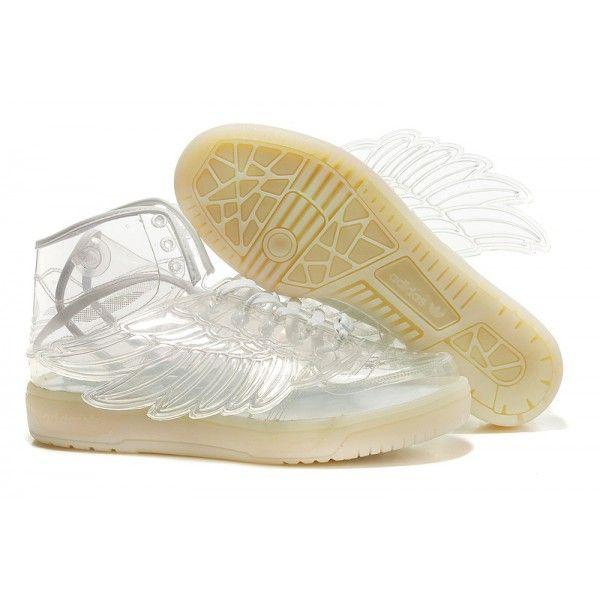 Adidas Jeremy Scarpe Scott Ali Chiaro Le Scarpe, Scarpe Jeremy Bianche Amore Pinterest 816f28