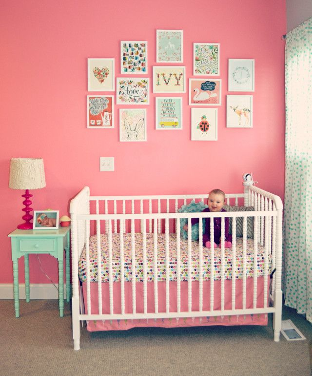 Art Prints from @LucyDarlingShop - modern, with a touch of retro and whimsy. LOVE! #nursery #kidsroom