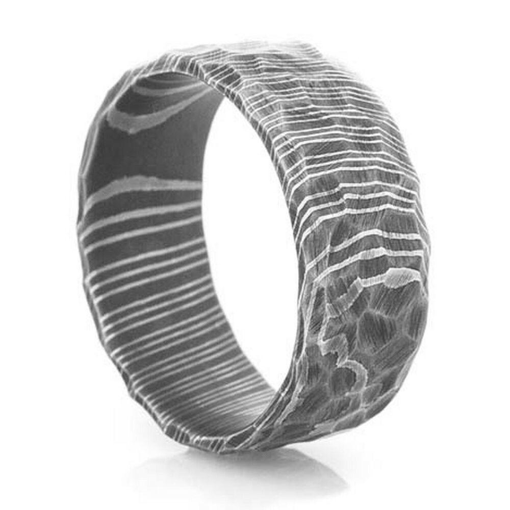 Custom Handmade Damascus Rings Damascus Steel Ring Ebay In 2020 Damascus Steel Ring Damascus Ring Damascus Steel Wedding Band
