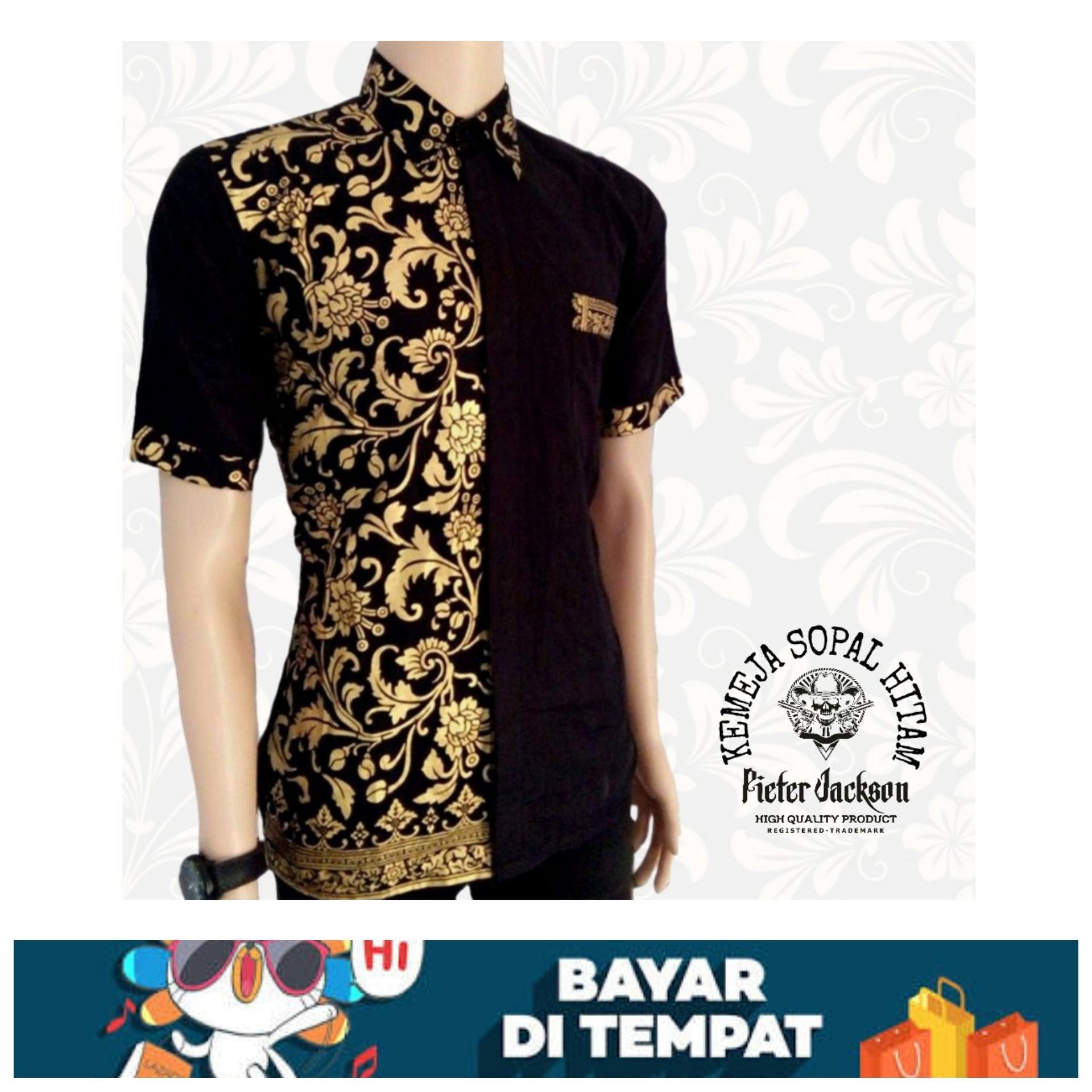 Motif Baju Batik Jawa Modern Di 2020