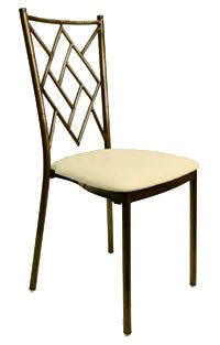 Stackable Banquet Chairs Wholesale metal stacking banquet chair, diamond abstract pattern back