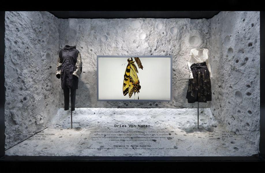 b02c28b5025061 The Window – From Paris to Madison Avenue  Inside Dries Van Noten s  Inspirations