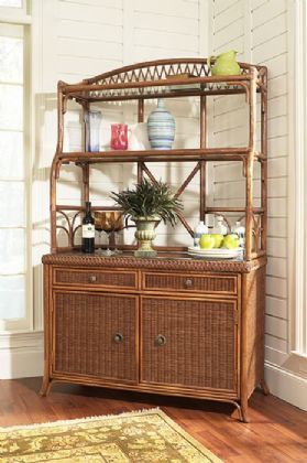 Delicieux Rattan And Wicker TV Cabinets, TV Armoires, Etegeres, Tropical Display  Stands, Wall