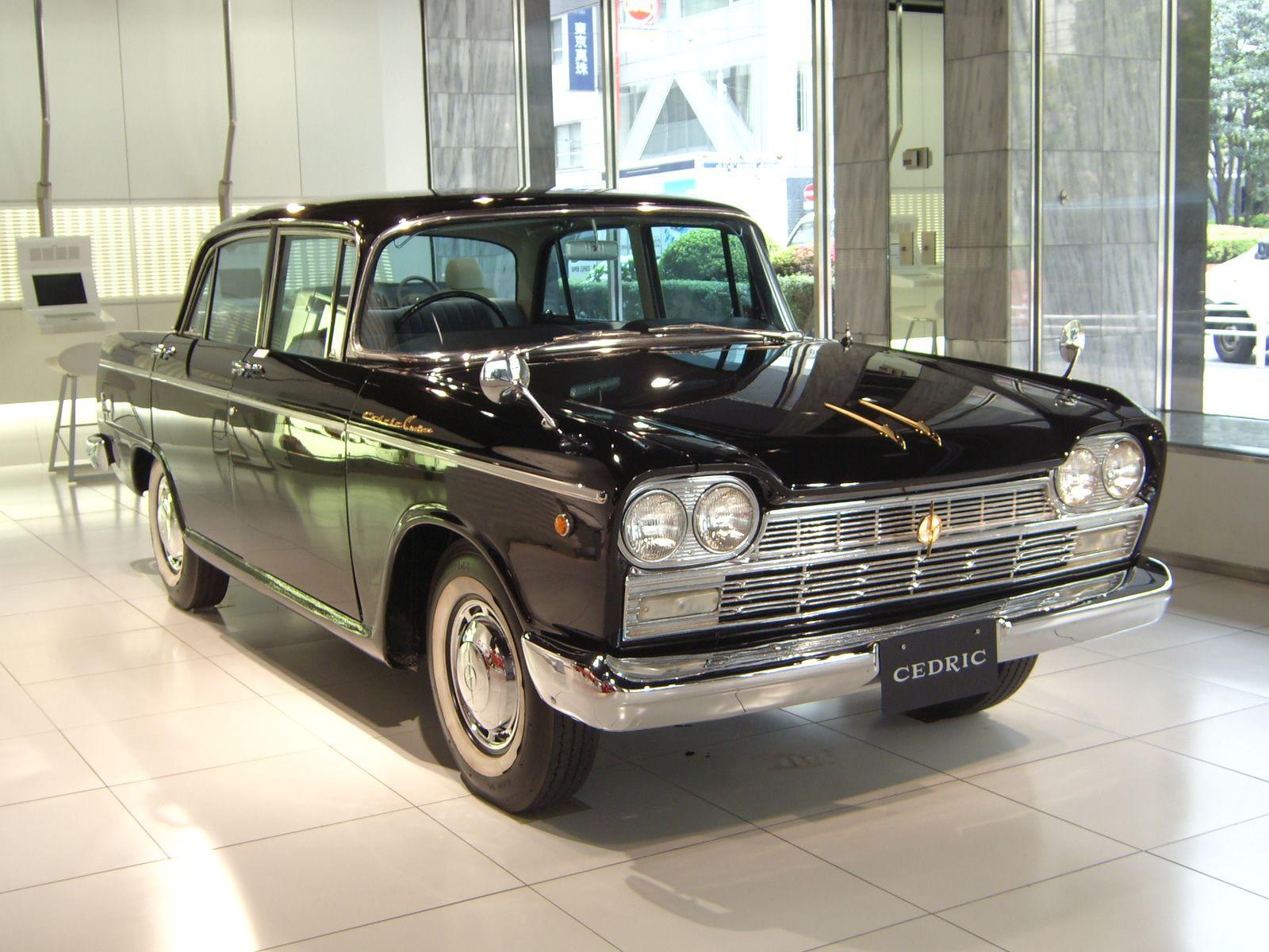 Nissan Cedric Custom H31 (1962 65)