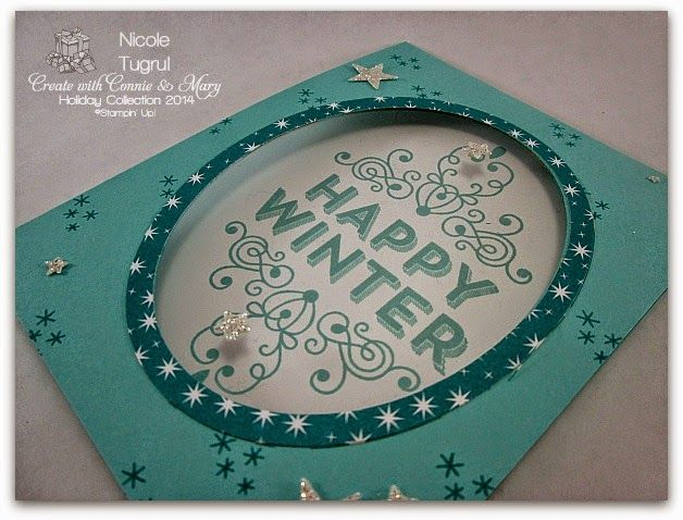 Be Creative with Nicole: Holiday Collection Week 4 Blog Hop!