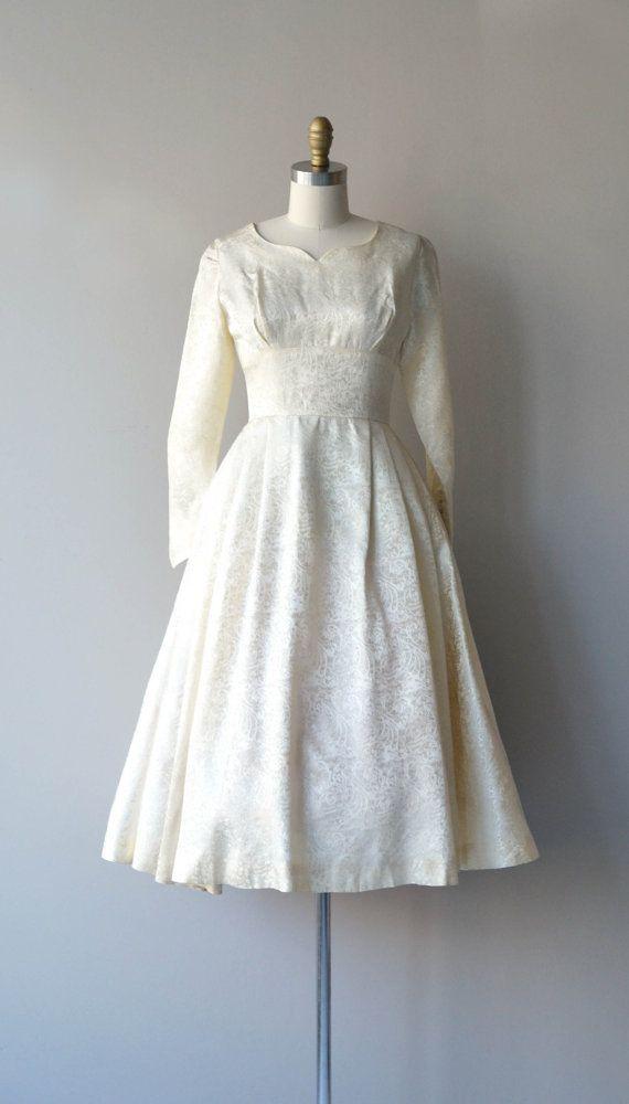 Berühmt Jahrgang 1950 Brautkleider Ideen - Brautkleider Ideen ...