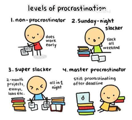 Black Phd Network On  Good Medicine Laughter  Procrastination  What Type Of Procrastinator Are You