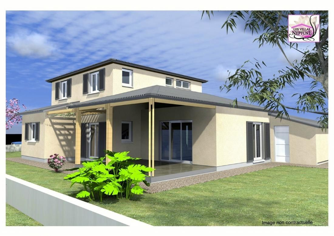 Constructeur villa ile de la r union les villas neptune for Construction maison 974
