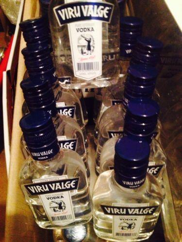 Viru Valge 1500 X 200ml Pet Flaschen Vodka 40 Vol Vodka