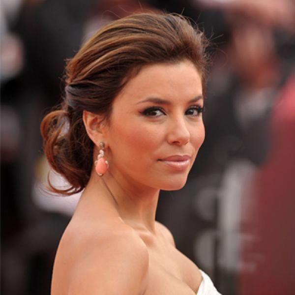 Eva Longoria Wedding Hair Style: Celebrity Hair How-Tos For