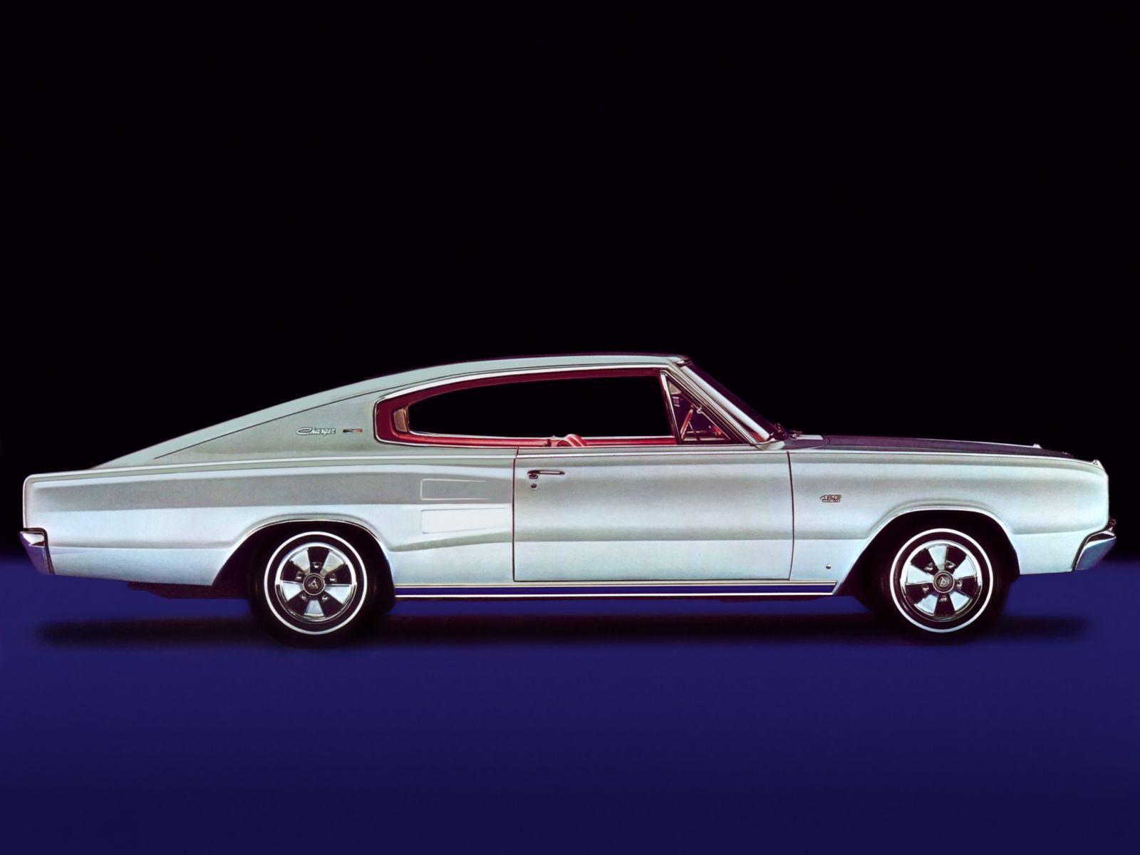1967 Dodge Charger Hemi