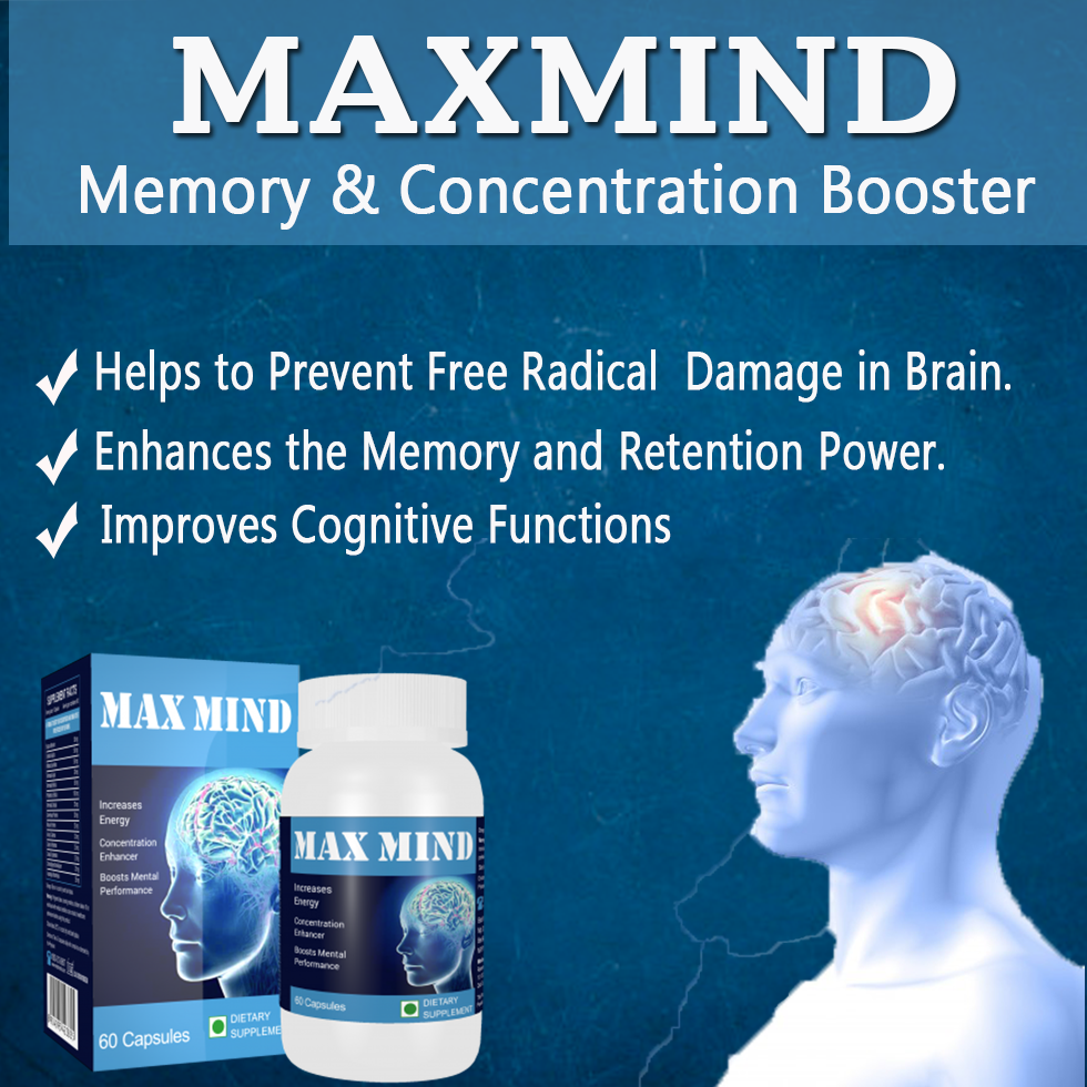 Enhance Your Brain Power with Maxmind  If you are looking