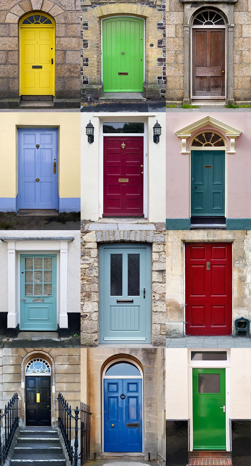 Choose The Best Color For Your Front Door DesignRulzcom D - Choose the best color for your front door