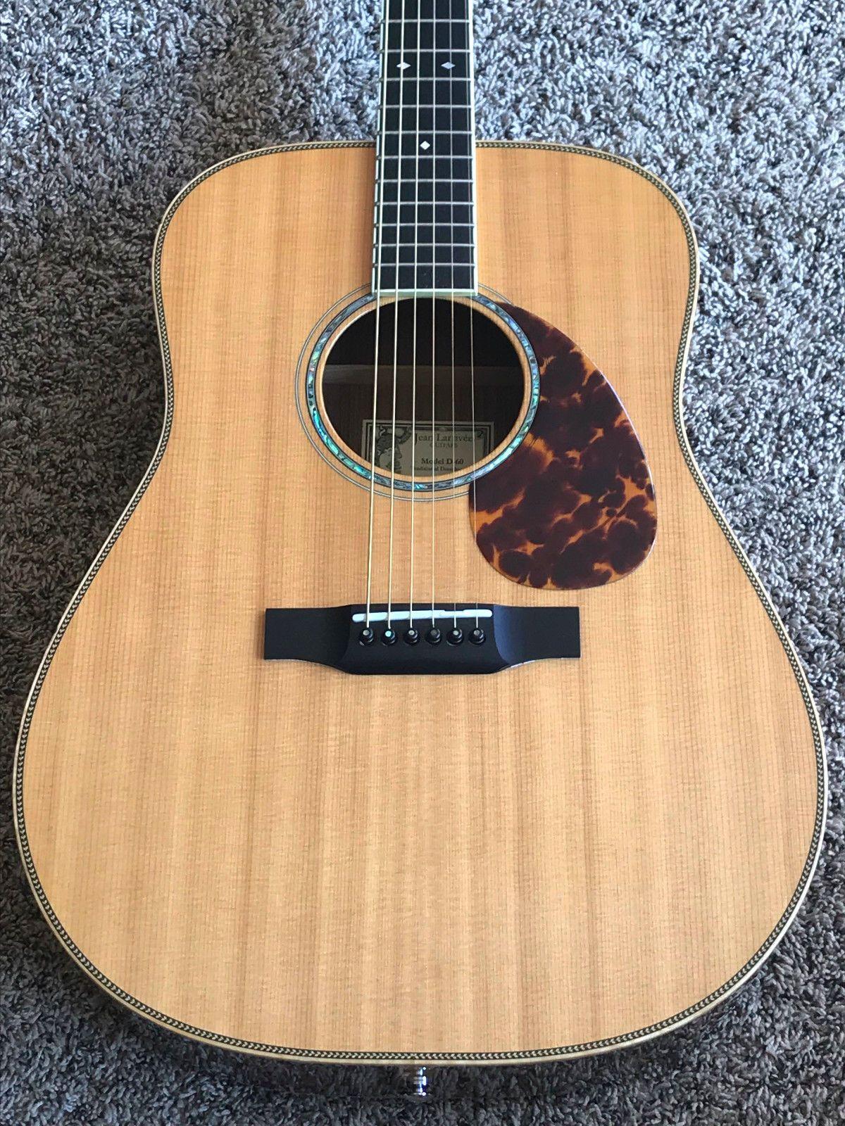 Larrivee D 60 Beautiful Dreadnaught Acoustic Guitar Guitar Acoustic Guitar Electric Guitar Design