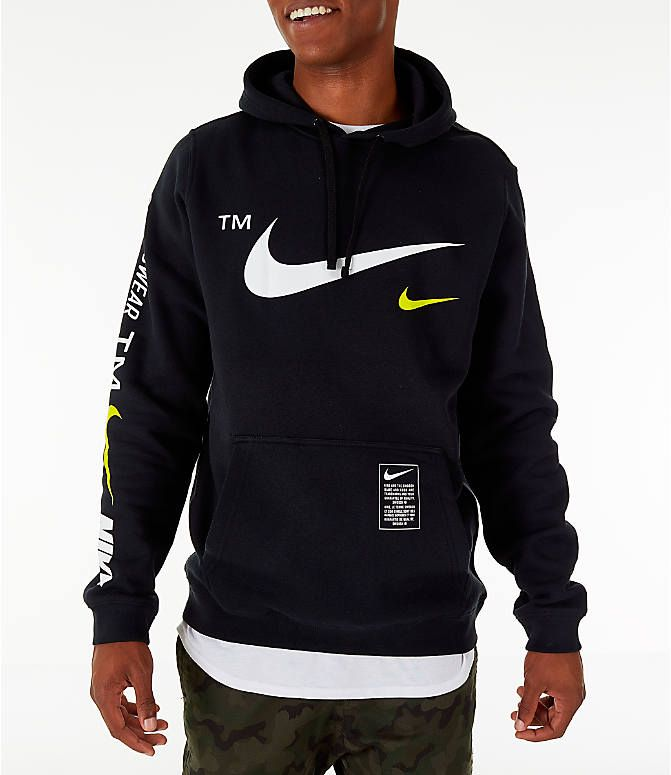 Front Three Quarter view of Men's Nike Sportswear