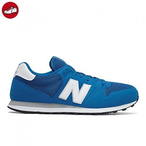 new balance 500 herren blau