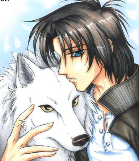 anime guy black hair dark blue eyes google search rain
