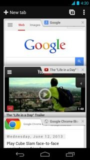 Download free Chrome Browser - Google Android Phones V29