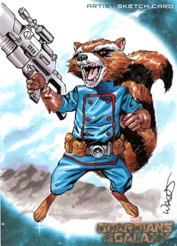 36+ Raccoon comic info