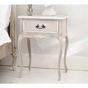 Cabinet damour bedside table shabby chic white french bedside cabinet damour bedside table shabby chic white french bedside table our french bed boutique showroom pinterest french bedside tables watchthetrailerfo