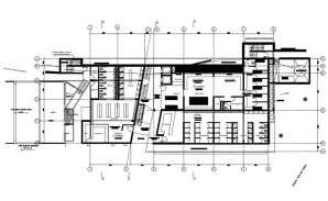 20 x50 Awesome fully furnished 3BHK West facing House Plan As Per Vastu Shastra Autocad DWG file details