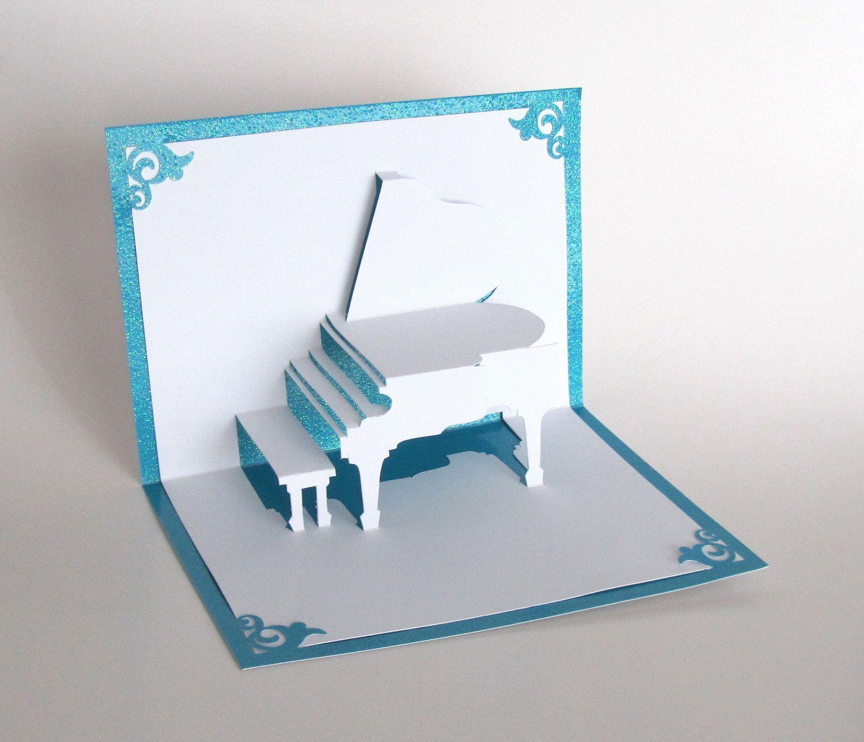 Latest & Unique Handmade Pop Up Greeting Cards Ideas