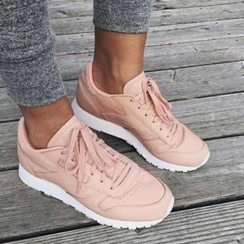 Blush and muted sneakers – Just Trendy Girls  e68ff8aec