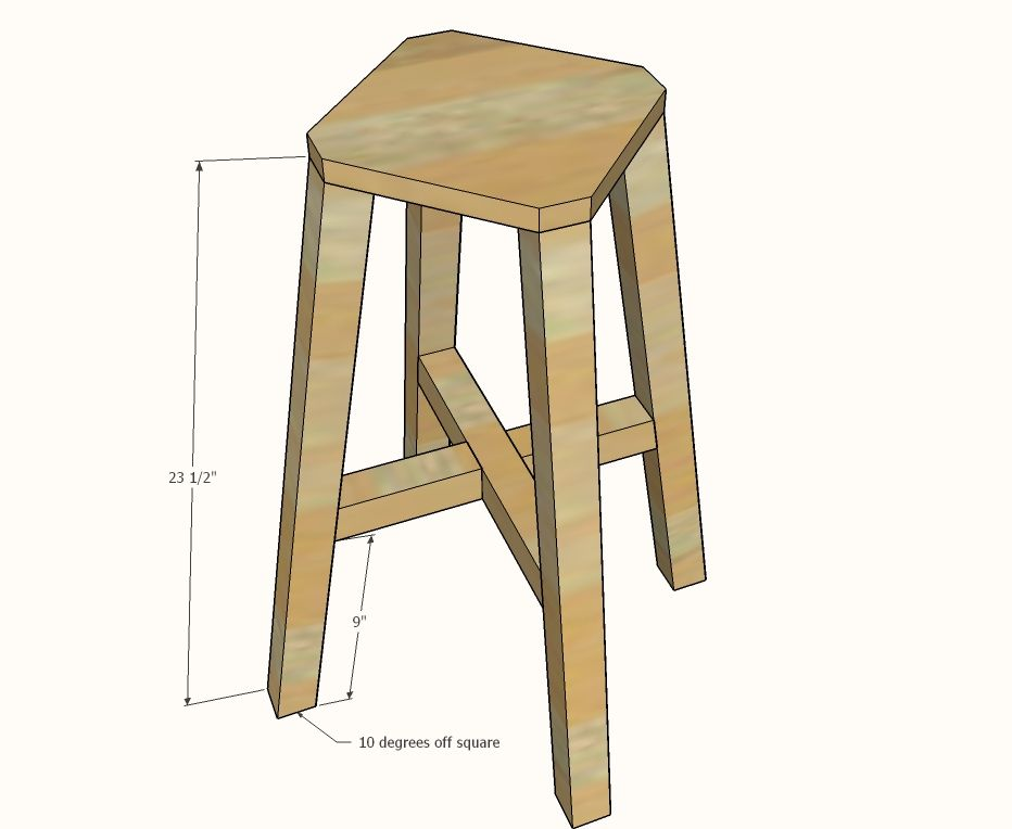 Contemporary bar stools pib