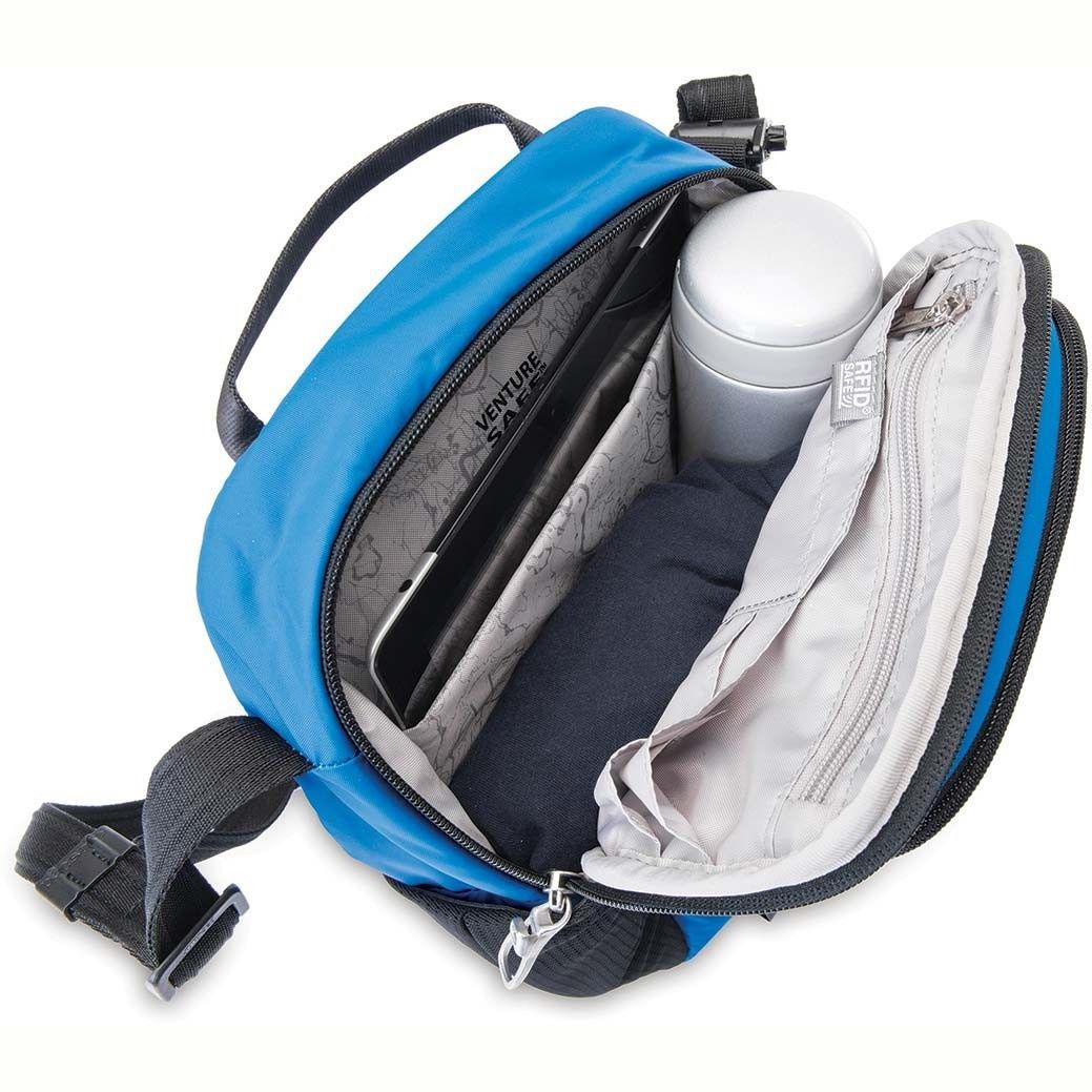 Pacsafe Vibe 200 Antitheft Compact Travel Bag Bivouac